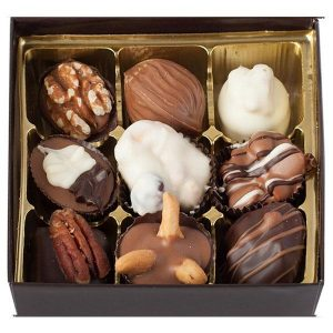 Mr. B's Nut Box